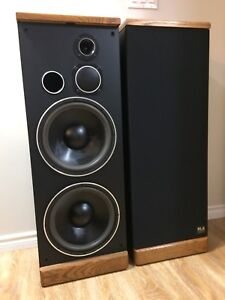 Vintage KLA Speakers