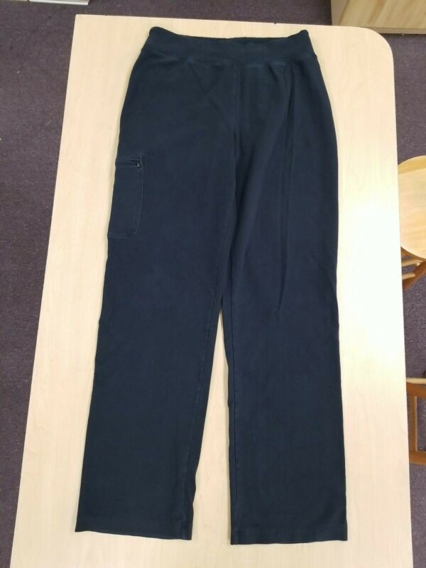 Duluth Trading Company Run About Knit Pants Medium x 31 Black