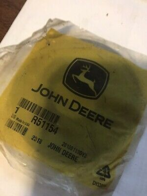 John Deere Original Equipment R51154 Special Washer Oem Usa Free 1st Class Mail