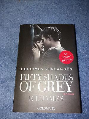 fifty shades of grey - geheimes verlangen E L James  gebraucht kaufen  Bellers