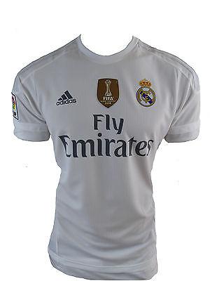 Adidas Real Madrid Trikot WC weiss Gr.XXXL (Real Madrid Wc)