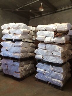 Jarrah firewood (old growth )massive bags ready to burn