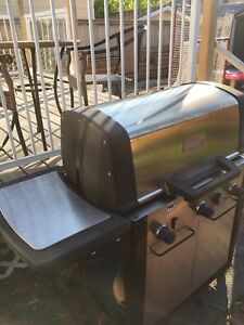 Coleman heavy duty BBQ