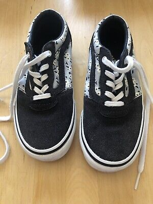 Vans Kids Trainers Junior UK12.5