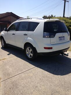 2009 Mitsubishi Outlander auto 6 speed SUV wagon  Winthrop Melville Area Preview