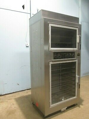 Nu-vu Sub-123 Hd Commercial Nsf Electric 208v 3ph Ovenproofer On Casters