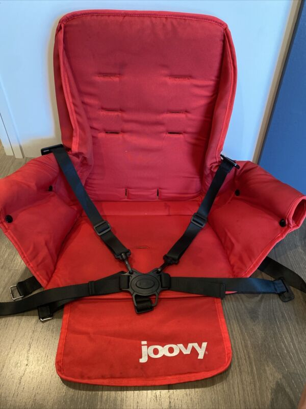 Joovy Caboose Stand On Tandem Stroller Seat Replacement With Parts Only