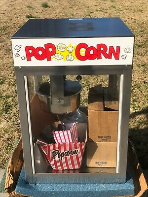 Popcorn Popper Machine Lil Maxx 8 Oz. Gold Medal 2389