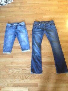 2 Jeans, Hurley X Girls 10-13 years old