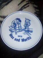 Max und Moritz Schönwald Jahresteller 1973 limitiert Niedersachsen - Stadthagen Vorschau
