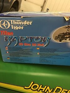 Thunder Tiger Raptor RC Heli Trades