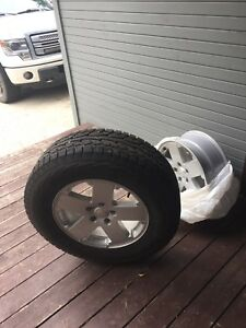 New studded winter tires