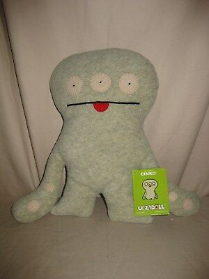 "NWT UglyDolls Cinko 13"" Plush Toy Doll - # 1003-1, Brand NEW"