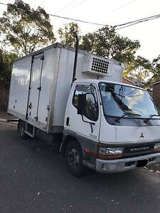 Truck With Work Bondi Eastern Suburbs Preview