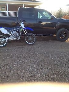 2009 Yamaha 250 four stroke. Great condition