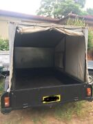 7x5 Trailer with Canvas Top Kings Langley Blacktown Area Preview