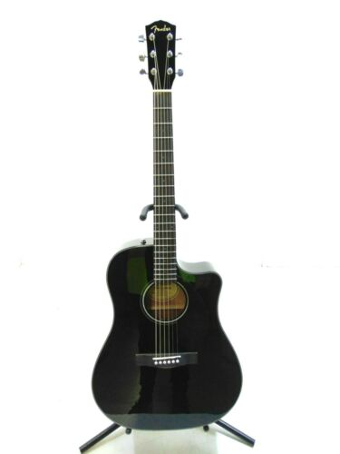 Fender CD-60SCE Dreadnought Electro Acoustic-DAMAGED-RRP £229