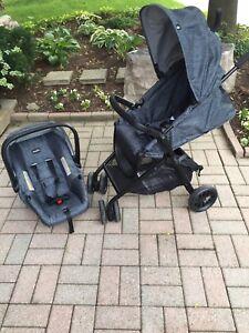 Evenflo sibby stroller & car seat