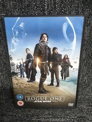 Rogue One: A Star Wars Story [DVD] [2017] - Excellent Condition. Freepost Uk