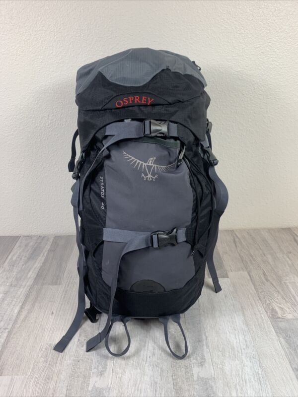 Osprey Stratos 40 backpack Medium Frame