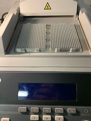 Abi Applied Biosystems Geneamp Pcr System 9700 384-well Cycler Thermocycler Work