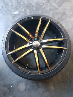 20 inch commodore rims