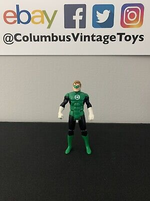 "VINTAGE ORIGINAL DC SUPER POWERS GREEN LANTERN 1984 KENNER 4.5"" ACTION FIGURE"