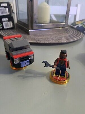 Lego Dimensions The A Team Fun Pack (71251) 100% Complete