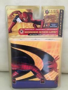 Spider-Man room border sticker