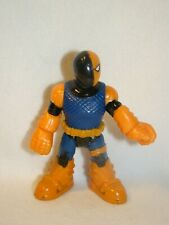 3pcs Imagimext DC Super Friends Flastic Man Captain Atom Slade Death Stroke