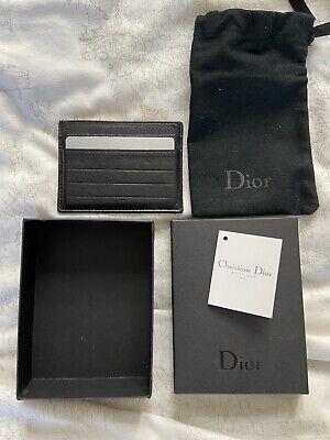 Dior Card Holder - Christian Dior Gucci Prada Fendi Wallet
