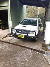 Toyota Hilux Dual Cab 2006 Coal Point Lake Macquarie Area Preview