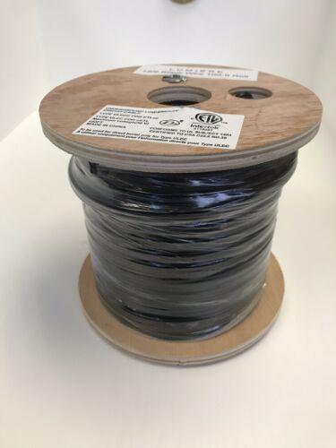 100ft Low Voltage 12/2 Outdoor Lighting Wire COPPER  Landsca