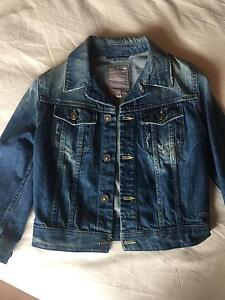 G-STAR womens denim jacket