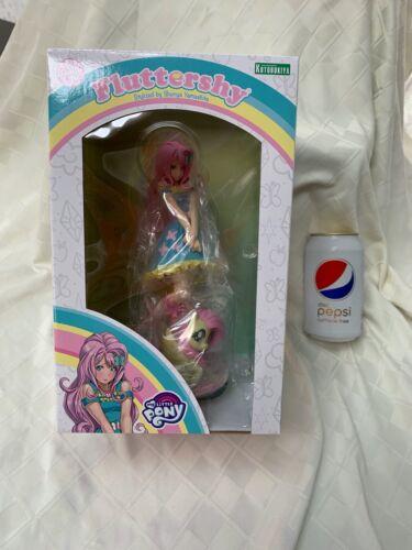 My Little Pony Fluttershy Kotobukiya Bishoujo Statue 100% Authentic USA Seller