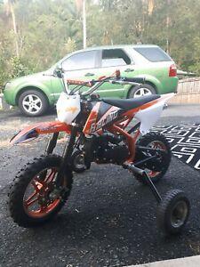 50cc 2stroke dirt bike