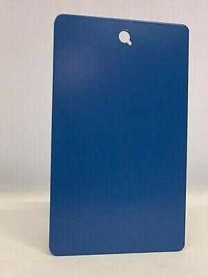 Powder Coating Coat Color Nordson Blue 1lb