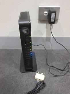 Used NETGEAR Telstra Gateway Max C6300BD-1TLAUS - Works
