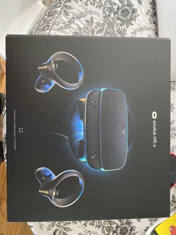 Oculus - Rift S PC-Powered VR Headset
