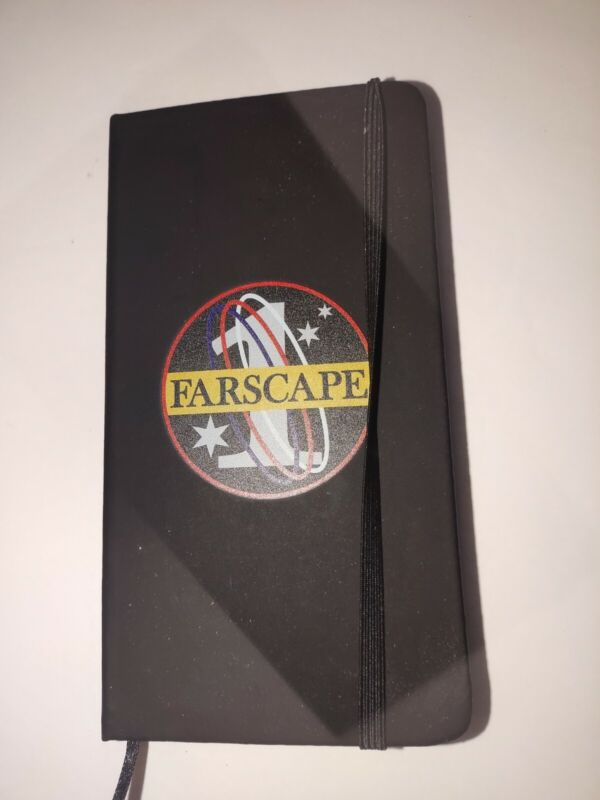 Farscape Pocket Notebook - Lootcrate Exclusive  - New - Science Fiction
