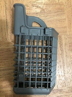 KitchenAid Whirlpool DISHWASHER SILVERWARE SMALL BASKET# 8519702 Genuine Part