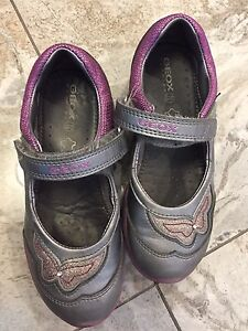 Geox girls size 12 shoes