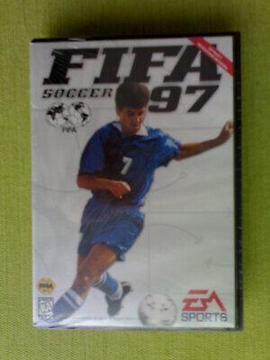 Videojuego FIFA SOCCER 97 (EA SPORTS) Sega Mega Drive Megadrive Ntsc Usa SEALED for sale  Shipping to Nigeria