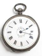 Antique Pocket Fob Watch