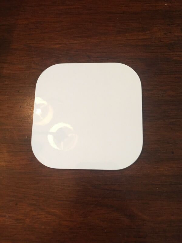 Blank White Sublimation Coaster Heat Transfer 40pcs
