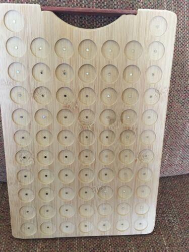 Pathtag Wall Display Bamboo