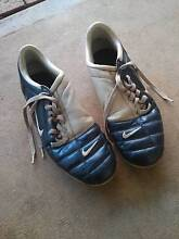 Excellent NIKE soccer, footy boots shoes running rugby studs Kensington Norwood Area Preview