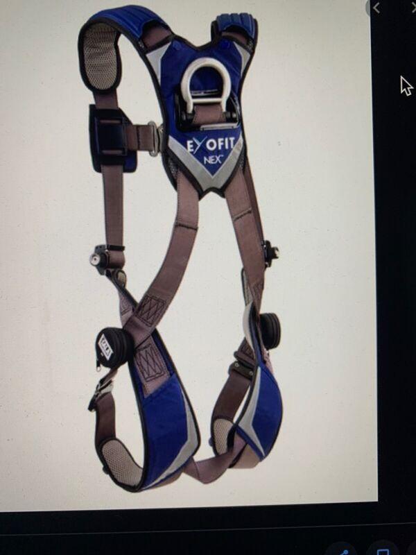3M™ DBI-SALA® ExoFit NEX™ Vest-Style Harness 1113007, Large, NEW
