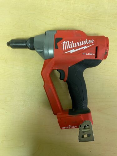 """Milwaukee 2660-20 M18 FUEL 18V 1/4"""" Blind Rivet Tool w/ ONE-KEY (Tool Only)"""