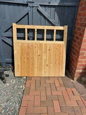 Wooden garden gate 4ft